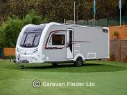 Coachman VIP Vogue 575 2017 4 berth Caravan Thumbnail