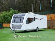 Elddis Chatsworth 554 2021 4 berth Caravan Thumbnail