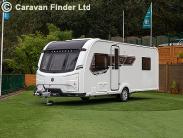 Coachman VIP 545 2021 4 berth Caravan Thumbnail