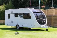 Swift Challenger 480 2021 2 berth Caravan Thumbnail