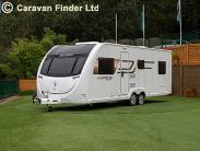 Swift Sprite Super Quattro FB 2021 6 berth Caravan Thumbnail