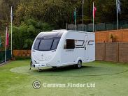 Swift Sprite Alpine 2 2022 2 berth Caravan Thumbnail