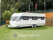 Hobby Excellent 650 UMFe 2021 5 berth Caravan Thumbnail