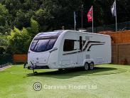 Swift Elegance 645 2015 4 berth Caravan Thumbnail