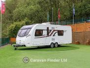 Swift Elegance 630 2016 4 berth Caravan Thumbnail