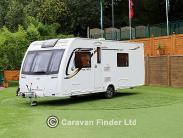 Lunar Solaris 554 2018 4 berth Caravan Thumbnail