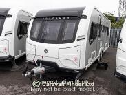 Coachman Laser 650 2022 4 berth Caravan Thumbnail