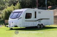Bessacarr Cameo by Design 645 2015 4 berth Caravan Thumbnail