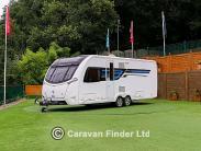 Sterling Continental 645 2016 4 berth Caravan Thumbnail