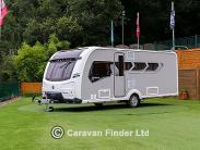 Coachman Laser 575 Xtra 2022 4 berth Caravan Thumbnail