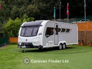 Coachman Laser Xcel 850 2022 4 berth Caravan Thumbnail