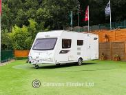 Elddis Xplore 505 2013 5 berth Caravan Thumbnail