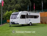 Coachman Lusso I 2022 4 berth Caravan Thumbnail