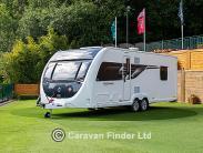 Swift Platinum Fairway 850 2021 4 berth Caravan Thumbnail