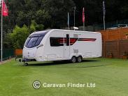 Sterling Elite 645 2016 4 berth Caravan Thumbnail