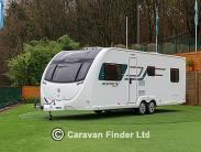 Swift Sprite Super Quattro FB 2019 6 berth Caravan Thumbnail
