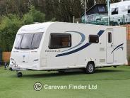 Bailey Pegasus Milan 2013 4 berth Caravan Thumbnail