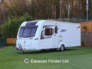 Coachman Pastiche 575 2017 4 berth Caravan Thumbnail