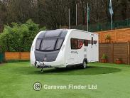 Sterling Eccles SE Moonstone 2014 4 berth Caravan Thumbnail
