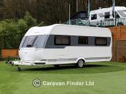 Hobby Excellent 540 UFe 2016 4 berth Caravan Thumbnail