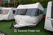 Hobby Excellent 560 CFE 2016 4 berth Caravan Thumbnail