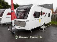 Elddis Avante 550 2022 4 berth Caravan Thumbnail