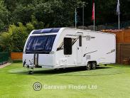Alaria TI 2019 4 berth Caravan Thumbnail