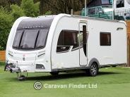 Coachman VIP 565/4 2013 4 berth Caravan Thumbnail