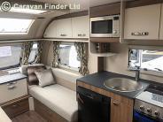 Swift Kudos 440  2021 2 berth Caravan Thumbnail