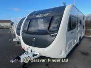 Swift Kudos 830DB 2022 6 berth Caravan Thumbnail