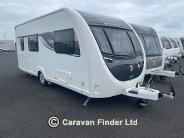 Swift Challenger 530 2019 4 berth Caravan Thumbnail