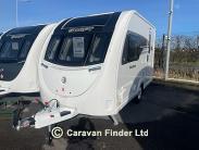 Swift Kudos 350 2022 2 berth Caravan Thumbnail