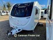Swift Sprite Major 4 SB 2022  Caravan Thumbnail