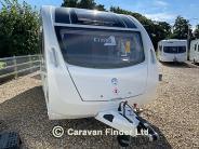 Sprite Siena 4 (Alpine 4) 2015  Caravan Thumbnail