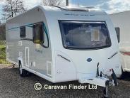Bailey Pursuit 530 2016  Caravan Thumbnail