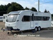 Coachman Lusso 2 2022  Caravan Thumbnail