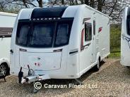 Coachman Vision 575 2018  Caravan Thumbnail