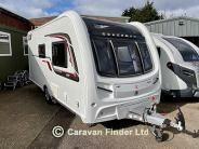 Coachman VIP 460 2015  Caravan Thumbnail