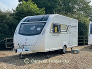 Sprite Alpine 2 2014  Caravan Thumbnail