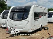 Sterling Eccles Topaz SR 2011  Caravan Thumbnail
