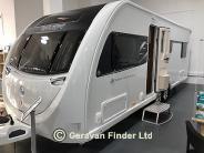 Swift Continental 620 SR 2021 6 berth Caravan Thumbnail