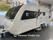 Swift Continental 825 2021 6 berth Caravan Thumbnail