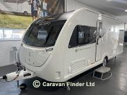 Swift Continental 880 dealer special  2021 4 berth Caravan Thumbnail