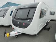 Swift Challenger X 835 Lux Pack 2021 4 berth Caravan Thumbnail