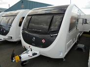 Swift Challenger X 850 Lux Pack 2021 4 berth Caravan Thumbnail