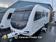 Swift Conqueror 565 2022 4 berth Caravan Thumbnail