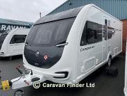 Swift Conqueror 580 2022 4 berth Caravan Thumbnail