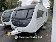 Swift Challenger X 850 2022 4 berth Caravan Thumbnail