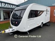 Swift Challenger 480 2022 2 berth Caravan Thumbnail