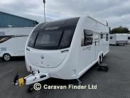 Swift Sprite Super Quattro FB 2022 6 berth Caravan Thumbnail